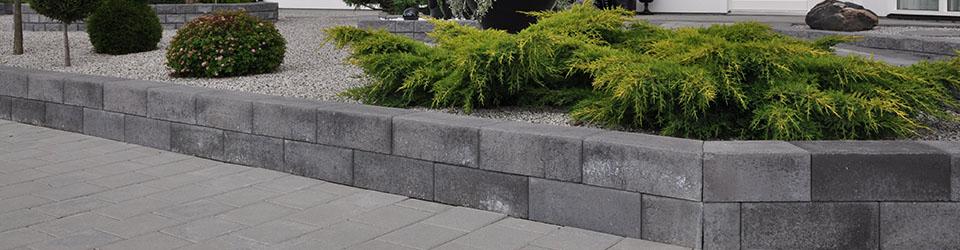 Sten och kakelproffsen | Mur : trädgård mur : Trädgård